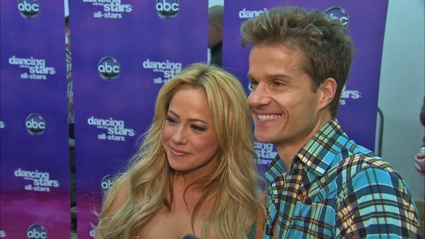 Sabrina Bryan talks 'DWTS' elimination