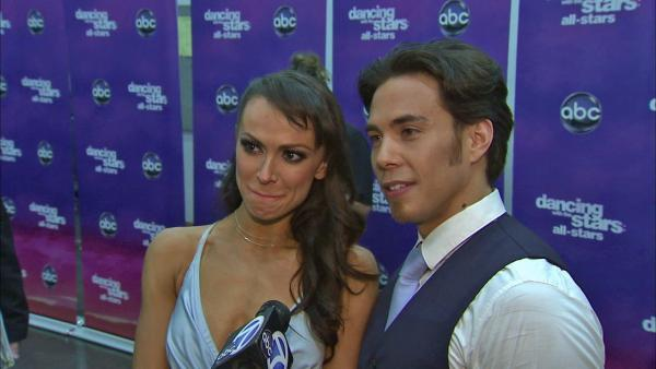 Apolo Anton Ohno talks 'DWTS' elimination