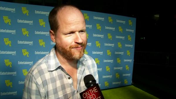 Joss Whedon talks to OnTheRedCarpet.com at San Diego Comic-Con about the 'Buffy' reunion on July 25, 2012.