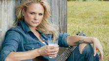 Miranda Lambert appears in an ad for the Got Milk? campaign. - Provided courtesy of Got Milk