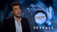 Javier Bardem appears in a photo from an interview for his 2012 Bond film Skyfall. - Provided courtesy of none / Columbia Pictures