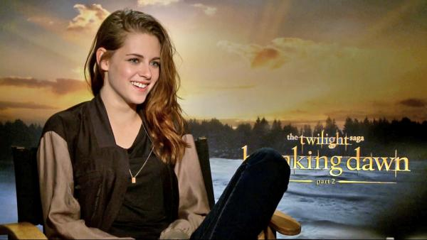 Kristen Stewart on Bella in 'Breaking Dawn 2'