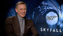 Daniel Craig talks to OTRC.com about Skyfall on November 7, 2012. - Provided courtesy of OTRC