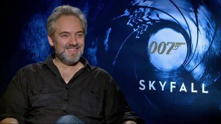 Sam Mendes talks to OTRC.com about Skyfall on November 7, 2012.
