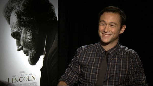 Joseph Gordon-Levitt talks about 'Lincoln'