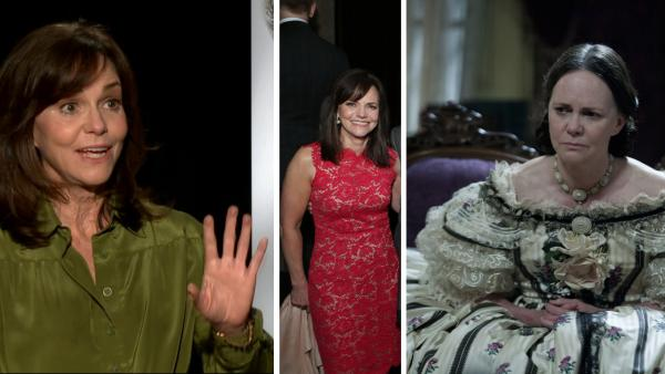 Sally Field: I gained 25 pounds for 'Lincoln'
