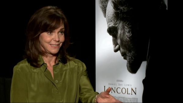 Sally Field fought for 'Lincoln' role