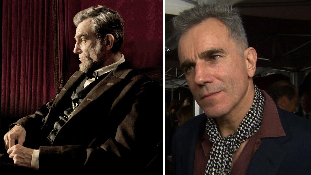Daniel Day-Lewis talks 'Lincoln,' president's life and ...