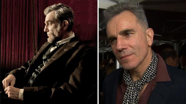 Daniel Day-Lewis talks 'Lincoln'