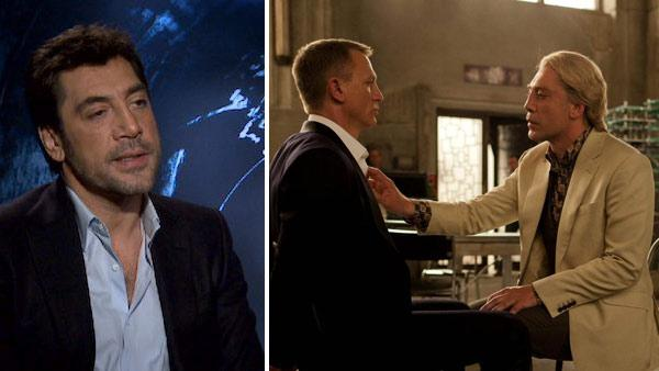 Javier Bardem talks about creating 'Skyfall' character