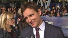 Peter Facinelli talks to OTRC.com at the premiere of Twilight: Breaking Dawn - Part 2 at the Nokia Theatre L.A. Live in Los Angeles on Nov. 12, 2012. - Provided courtesy of OTRC