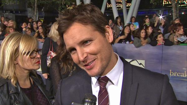 Peter Facinelli at 'Breaking Dawn 2' premiere