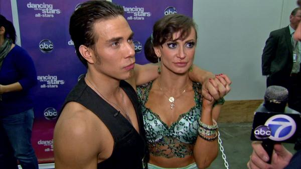 Apolo Anton Ohno talks 'DWTS' double elimination