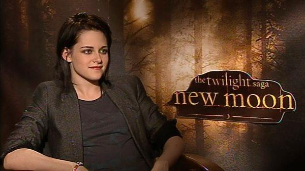 Kristen Stewart talks 'Twilight: New Moon' (2009)