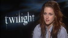Kristen Stewart talks to OTRC.com about Twilight in November 2008. - Provided courtesy of OTRC
