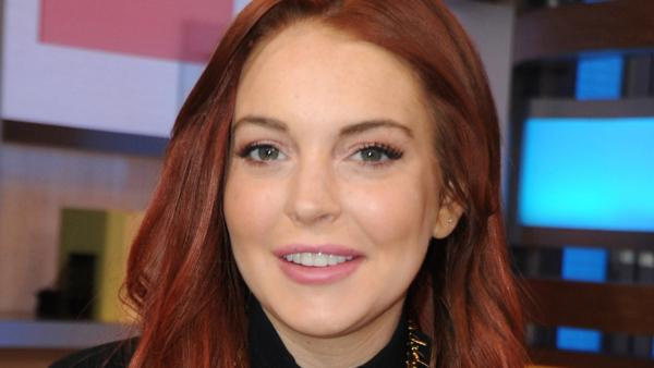 Lindsay Lohan appears on ABCs Good Morning America (GMA) on Nov. 16, 2012. - Provided courtesy of ABC