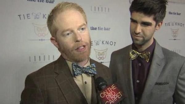 Jesse Tyler Ferguson of 'Modern Family' launches bow tie line