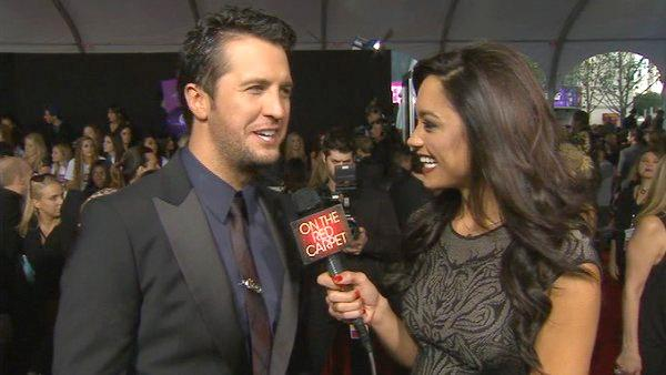 Luke Bryan talks American Music Awards nominations