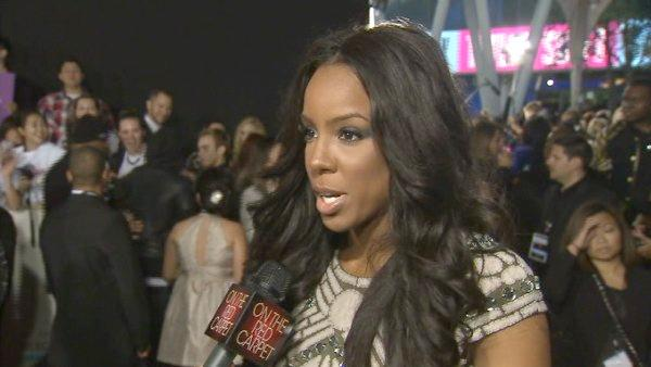 Kelly Rowland talks American Music Awards