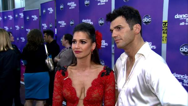Melissa Rycroft, Tony Dovolani talk their 'DWTS' dedication