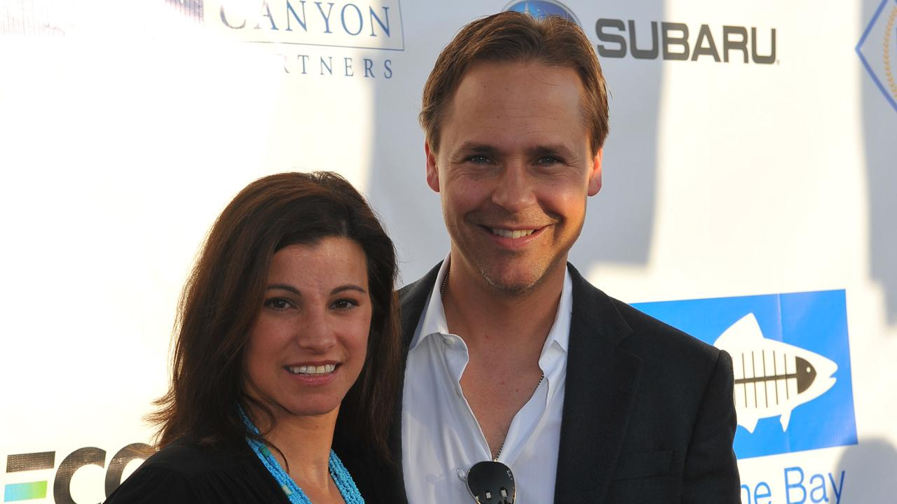 Chad Lowe and Kim Painter appear at the Bring Back the Beach event by Heal The Bay on May 20, 2010.flickr.com/photos/healthebay/ / Derek Goes
