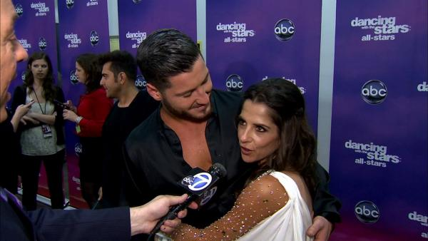 Kelly Monaco talks 'DWTS' finals