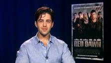 Josh Peck talked to OTRC.com about his upcoming action film, Red Dawn, which was released on November 21, 2012. - Provided courtesy of none / OTRC