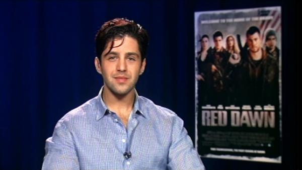 Josh Peck talks 'Red Dawn,' being an 'action star'