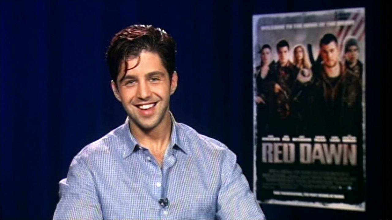Josh Peck talked to OTRC.com about his upcoming action film, Red Dawn, which was released on November 21, 2012.