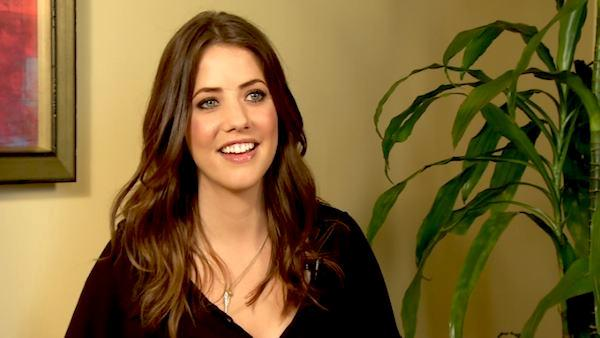 Julie Gonzalo talks to OnTheRedCarpet.com about 'Dallas' in May 2012.