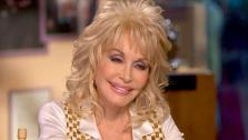 Dolly Parton  appears in a Nightline interview in November 2012. - Provided courtesy of ABC