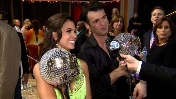 Melissa Rycroft talks 'DWTS' win