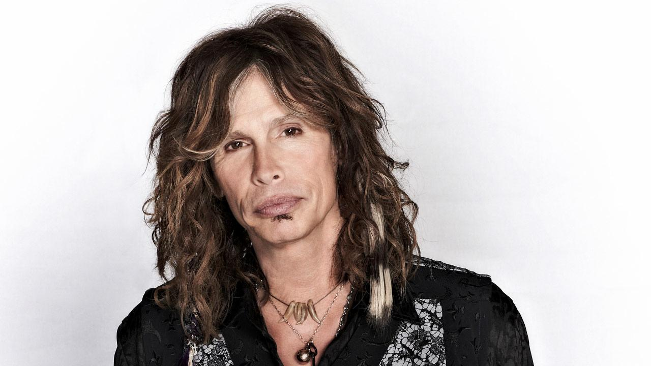 Steven Tyler appears in a 2012 promotional photo for American Idol season 11.