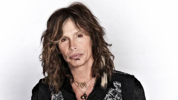 Steven Tyler appears in a 2012 promotional photo for American Idol season 11. - Provided courtesy of Michael Becker / FOX