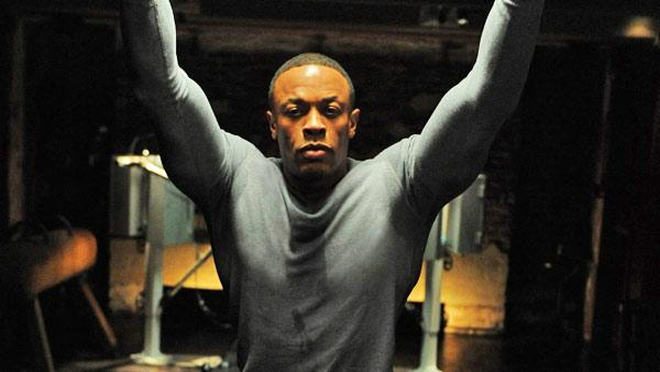 Dr. Dre appears in a photo from his official Facebook page on March 3, 2011.
