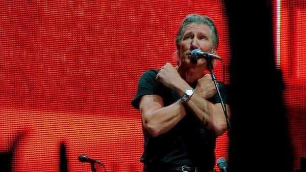 Pink Floyd member Roger Waters performs in Argentina in 2007.