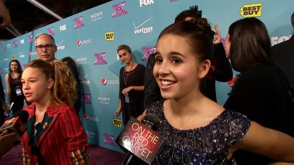 Carly Rose Sonenclar: I relate to Britney Spears