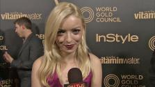 Francesca Eastwood talks to OTRC.com in West Hollywood, California on November 29, 2012. - Provided courtesy of OTRC