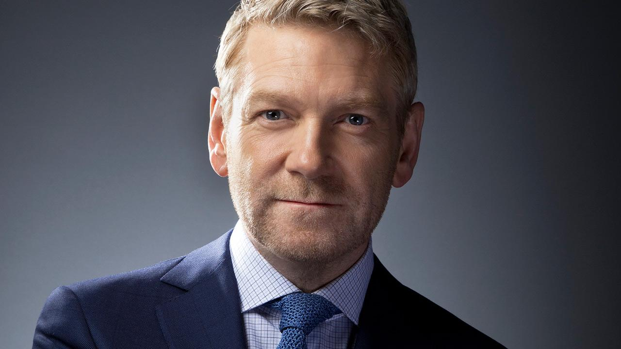2011 Academy Award nominee Kenneth Branagh poses for a portrait on February 6, 2012.Douglas Kirkland