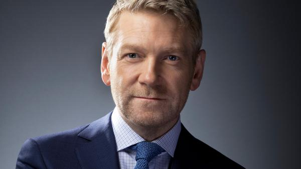 2011 Academy Award nominee Kenneth Branagh poses for a portrait on February 6, 2012.
