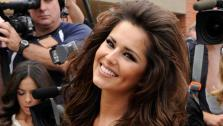 Cheryl Cole appears in a promotional photo for the FOX series The X Factor in 2011. - Provided courtesy of Ray Mickshaw/ FOX