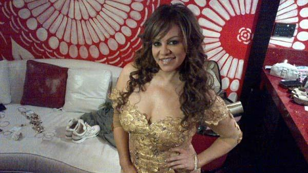 Jenni Rivera appears in a photo from her official Twitter page. - Provided courtesy of twitter.com/jennirivera