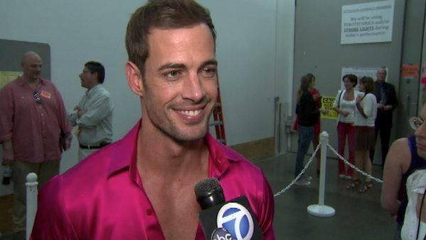 William Levy talks to OnTheRedCarpet.com after 'Dancing With The Stars' on May 12, 2012.