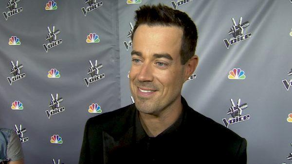 Carson Daly talks to OTRC.com about 'The Voice' on June 30, 2012.