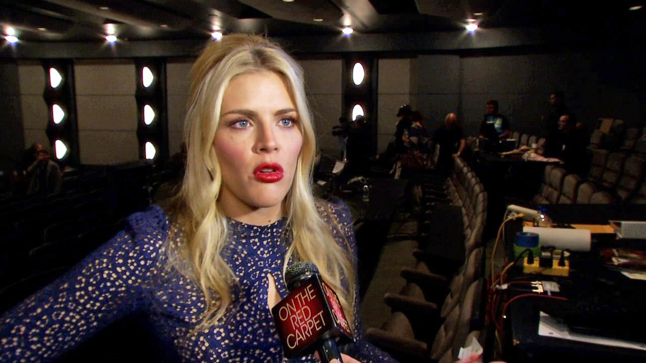 Busy Philipps talks to OTRC.com at the SAG Award nominations announcement in Los Angeles on December 12.