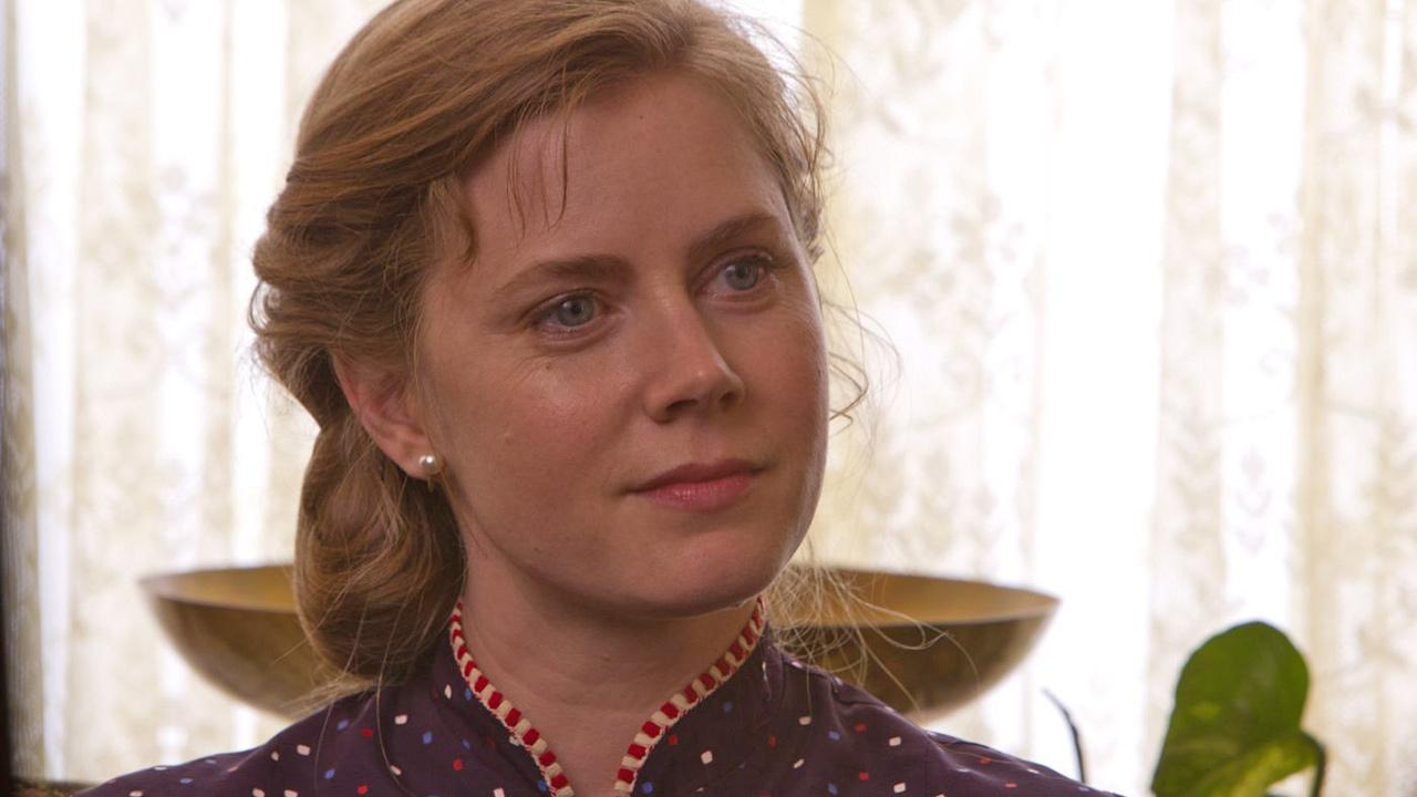 Amy Adams appears in a scene from the 2012 movie The Master.The Weinstein Company