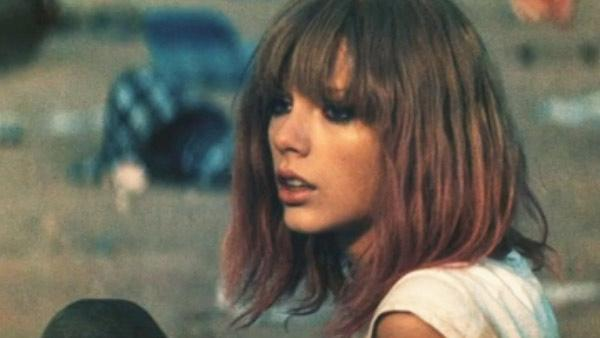 Taylor Swift appears in the music video for the song I Knew You Were Trouble, released on Dec. 13, 2012. - Provided courtesy of Big Machine