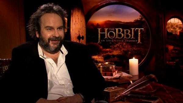Peter Jackson talks 'Hobbit,' never working in Hollywood