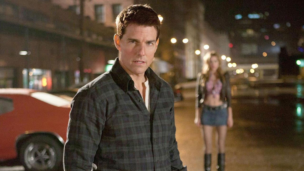 Tom Cruise appears in a still from the 2012 film Jack Reacher.