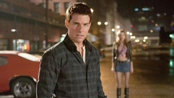 Tom Cruise appears in a still from the 2012 film Jack Reacher. - Provided courtesy of Paramount Pictures